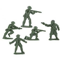 Toy Soldiers (pack of 24)