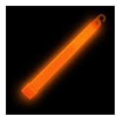 """6"""" Glow Whistle Stick - Orange"""