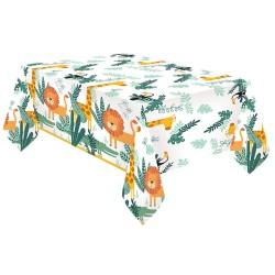Get Wild Tablecloth (137cm x 214cm)