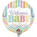 Baby Shower foil balloons