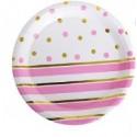 Umbrella Elephant - Pink