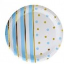 Umbrella Elephant - Blue