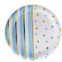 Umbrella Elephant - Blue