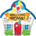 Welcome Home Foil Balloons