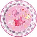 Baby Girl Clothesline