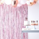 Tinsel Curtain Backdrop