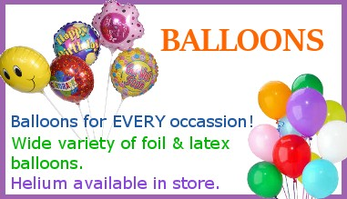Balloons Party Supplies